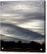 Undulatus Asperatus Skies 2 Acrylic Print