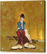 Une Vie De Chien - Orig. For Sale Acrylic Print