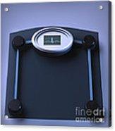 Unhealthy Weight Acrylic Print