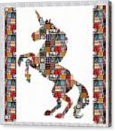 Unicorn Horse Showcasing Navinjoshi Gallery Art Icons Buy Faa Products Or Download For Self Printing Acrylic Print