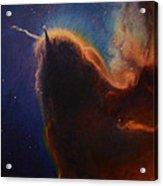 Unicorn Nebula Acrylic Print