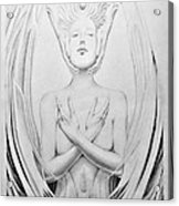 Unio Mystica Acrylic Print