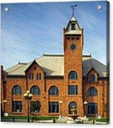 Union Depot - Pueblo Colorado Acrylic Print