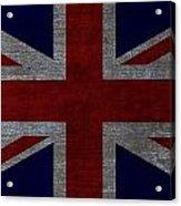 Union Jack Vintage Acrylic Print