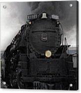 Union Pacific 3985 Acrylic Print