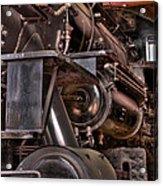 Union Pacific 4466 Acrylic Print