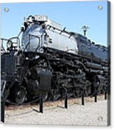 Union Pacific Big Boy Acrylic Print
