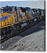 Union Pacific Southbound Acrylic Print