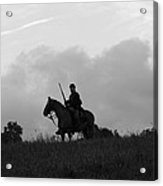 Union Scout On Webster's Hill - Perryville Ky Acrylic Print