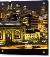 Union Station Kansas City Acrylic Print