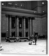 Union Station Chicago The Great Hall Acrylic Print