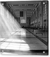 Union Station - Kansas City Acrylic Print