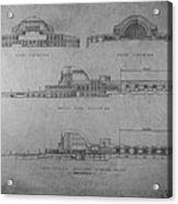 Union Terminal 1b Acrylic Print