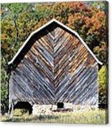 Unique Barn Acrylic Print