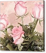 Unique Roses Acrylic Print