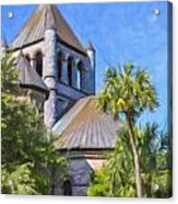United Church Of Christ Acrylic Print