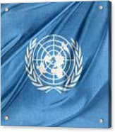 United Nations Acrylic Print