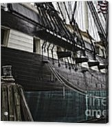 United States Ship Constellation Acrylic Print