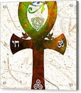 Unity 11 - Spiritual Artwork Acrylic Print