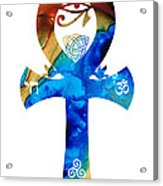 Unity 15 - Spiritual Artwork Acrylic Print