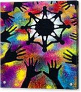 Unity Acrylic Print by Tim Gainey