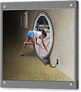 Universal Portal Acrylic Print