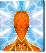 Universal Power Of Faith Acrylic Print