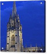 University Church Of St Mary The Virgin Acrylic Print