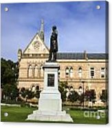 University Of Adelaide Acrylic Print