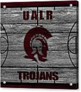 University Of Arkansas At Little Rock Trojans Acrylic Print