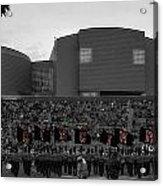 University Of Cincinnati Marching Band Acrylic Print