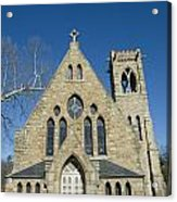 University Of Virginia Chapel Acrylic Print