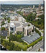 University Of Washington Medical Acrylic Print