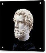 Unknown Artist, Portrait Of Antoninus Acrylic Print