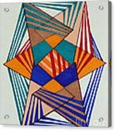 Unravel Acrylic Print