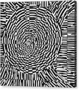Unraveled Acrylic Print