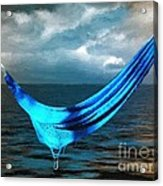 Unravelling Acrylic Print