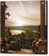 Untermyer Views Acrylic Print