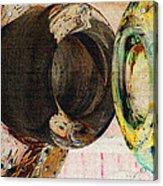Untitled Abstract No.3 Acrylic Print