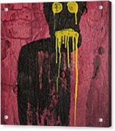 Untitled Demon Acrylic Print