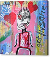 Untitled Love Acrylic Print