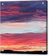 Untitled Sunset Acrylic Print