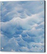 Unusual Cloud Formation Acrylic Print