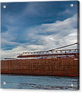 Upbound At Mission Point 2 Acrylic Print