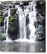 Upper Beaver Falls Acrylic Print