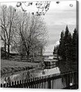 Upper Canada Village Acrylic Print