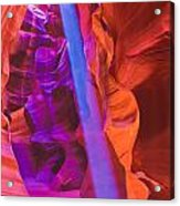 Upper Canyon 20 Acrylic Print