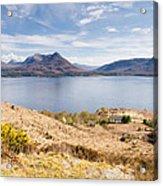 Upper Loch Torridon Acrylic Print