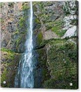 Upper Multnomah Falls Acrylic Print