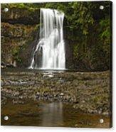 Upper North Silver Falls 2 Acrylic Print